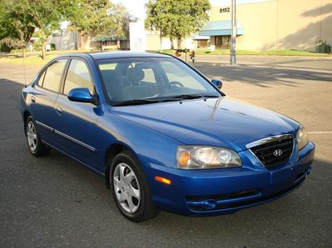 2006 Hyundai Elantra for sale at Mr Carz Auto Sales in Sacramento CA
