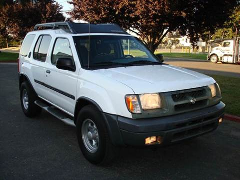 2000 Nissan Xterra for sale at Mr Carz Auto Sales in Sacramento CA
