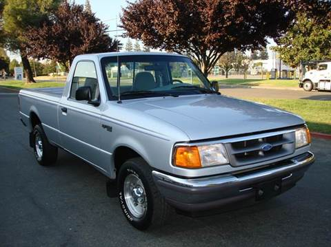 1997 Ford Ranger for sale at Mr Carz Auto Sales in Sacramento CA