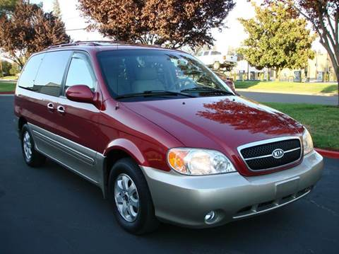 2005 Kia Sedona for sale at Mr Carz Auto Sales in Sacramento CA