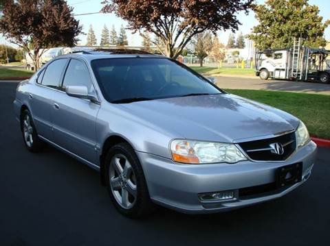 2002 Acura TL for sale at Mr Carz Auto Sales in Sacramento CA