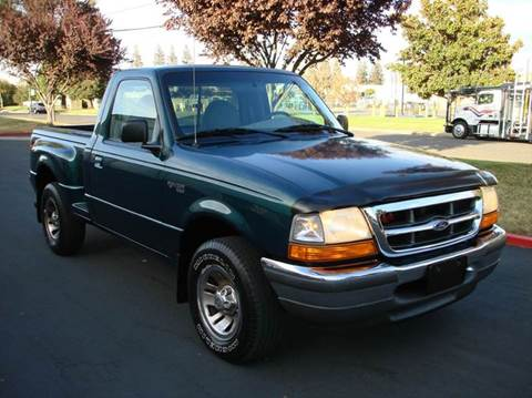1998 Ford Ranger for sale at Mr Carz Auto Sales in Sacramento CA