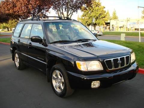 2001 Subaru Forester for sale at Mr Carz Auto Sales in Sacramento CA