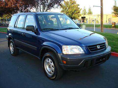 1998 Honda CR-V for sale at Mr Carz Auto Sales in Sacramento CA