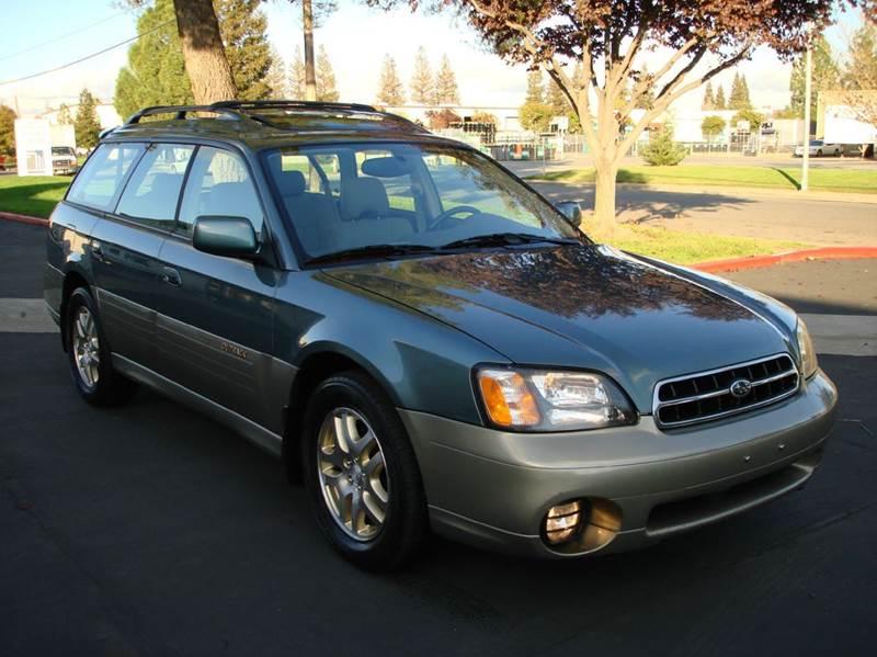 2002 Subaru Outback for sale at Mr Carz Auto Sales in Sacramento CA