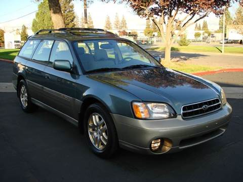 2002 Subaru Outback for sale at Mr Carz Auto Sales in Sacramento CA