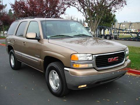 2004 GMC Yukon for sale at Mr Carz Auto Sales in Sacramento CA