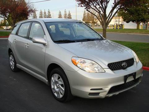 2003 Toyota Matrix for sale at Mr Carz Auto Sales in Sacramento CA