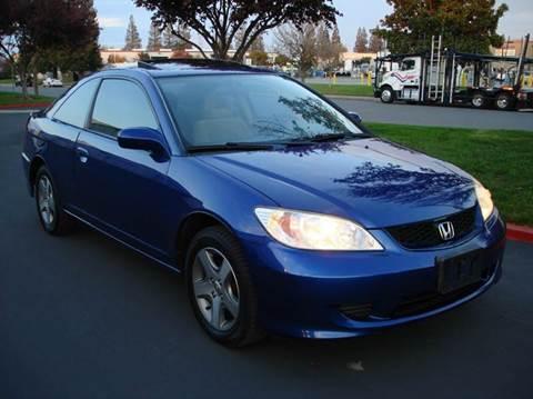 2004 Honda Civic for sale at Mr Carz Auto Sales in Sacramento CA
