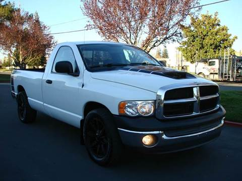 2003 Dodge Ram Pickup 1500 for sale at Mr Carz Auto Sales in Sacramento CA