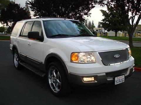2003 Ford Expedition for sale at Mr Carz Auto Sales in Sacramento CA