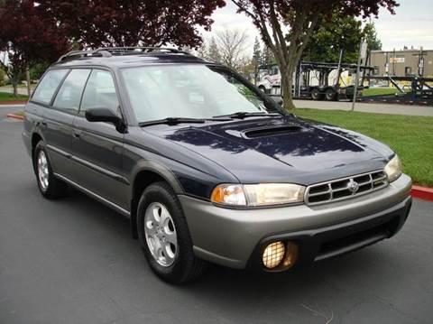 1999 Subaru Legacy for sale at Mr Carz Auto Sales in Sacramento CA