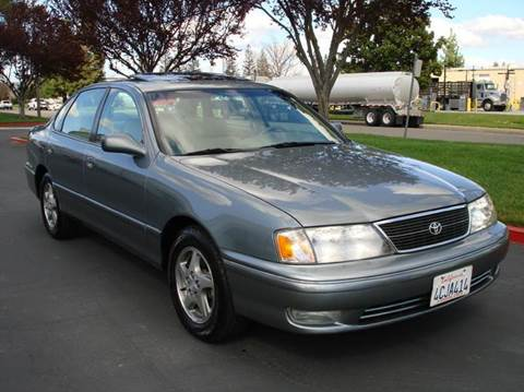 1998 Toyota Avalon for sale at Mr Carz Auto Sales in Sacramento CA
