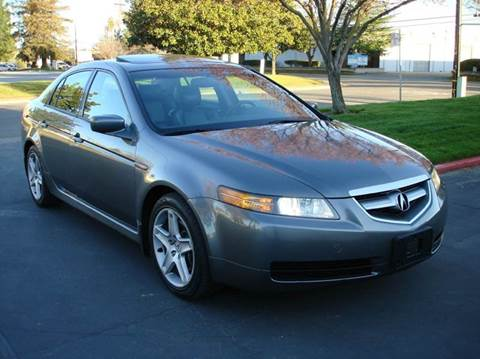2004 Acura TL for sale at Mr Carz Auto Sales in Sacramento CA