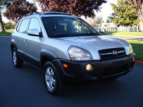 2006 Hyundai Tucson for sale at Mr Carz Auto Sales in Sacramento CA