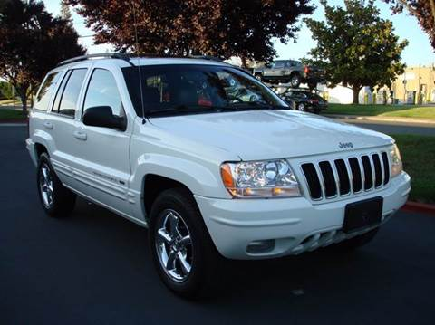2002 Jeep Grand Cherokee for sale at Mr Carz Auto Sales in Sacramento CA