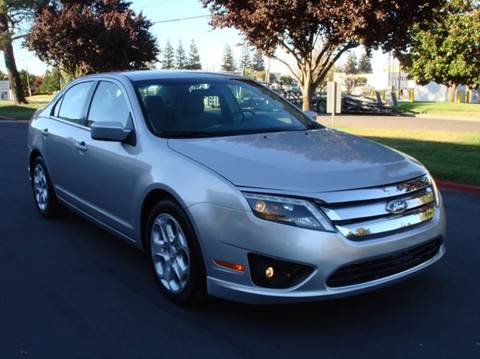 2010 Ford Fusion for sale at Mr Carz Auto Sales in Sacramento CA