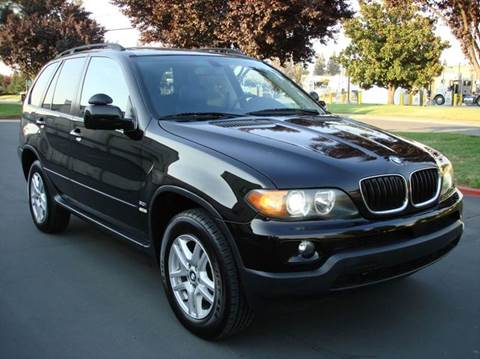 2005 BMW X5 for sale at Mr Carz Auto Sales in Sacramento CA
