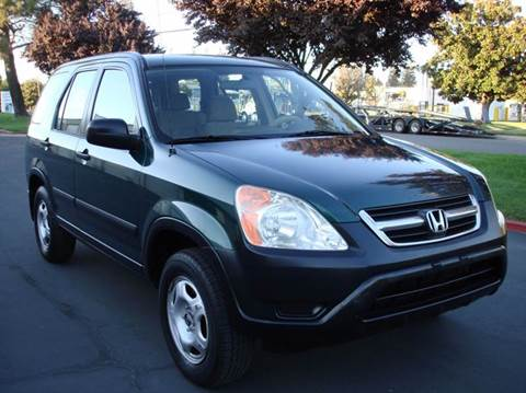 2003 Honda CR-V for sale at Mr Carz Auto Sales in Sacramento CA