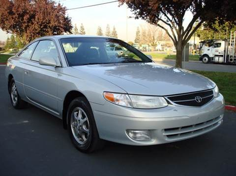 2000 Toyota Camry Solara for sale at Mr Carz Auto Sales in Sacramento CA