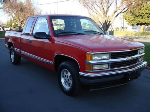 1995 Chevrolet C/K 1500 Series for sale at Mr Carz Auto Sales in Sacramento CA