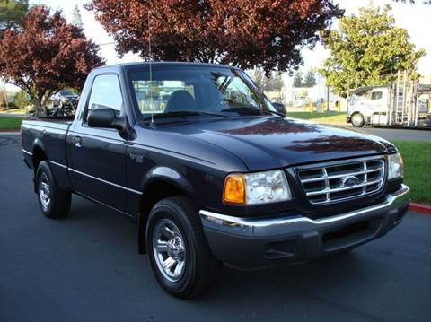 2002 Ford Ranger for sale at Mr Carz Auto Sales in Sacramento CA