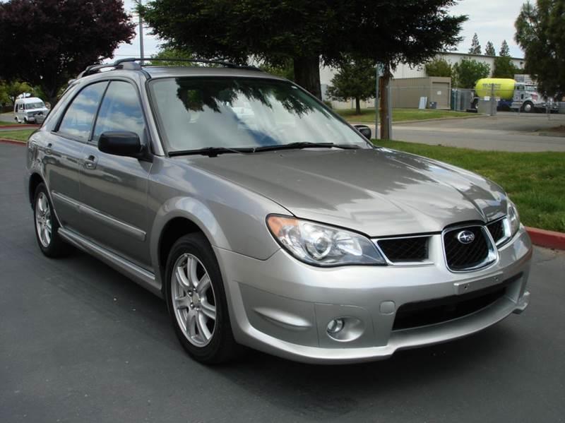 2006 Subaru Impreza for sale at Mr Carz Auto Sales in Sacramento CA