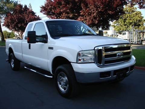 2007 Ford F-250 Super Duty for sale at Mr Carz Auto Sales in Sacramento CA