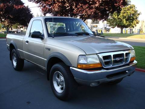 2000 Ford Ranger for sale at Mr Carz Auto Sales in Sacramento CA
