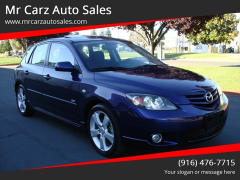 2004 Mazda MAZDA3 for sale at Mr Carz Auto Sales in Sacramento CA