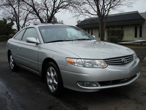 2002 Toyota Camry Solara for sale at Mr Carz Auto Sales in Sacramento CA