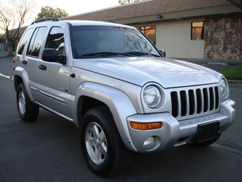 2002 Jeep Liberty for sale in Sacramento, CA