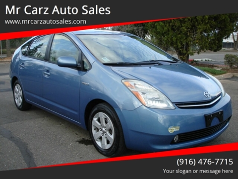 2006 Toyota Prius for sale at Mr Carz Auto Sales in Sacramento CA