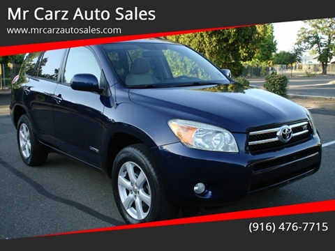 2006 Toyota RAV4 for sale at Mr Carz Auto Sales in Sacramento CA