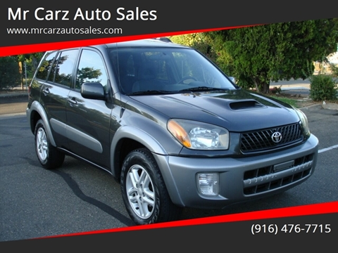 2003 Toyota RAV4 for sale at Mr Carz Auto Sales in Sacramento CA