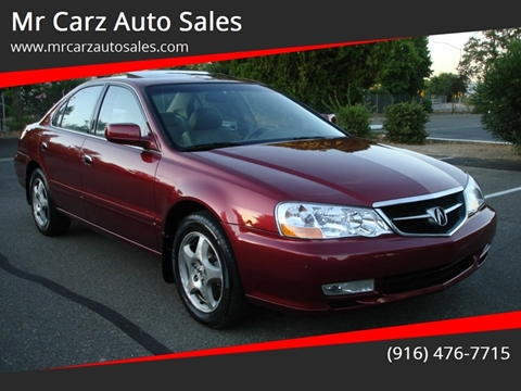 2003 Acura TL for sale at Mr Carz Auto Sales in Sacramento CA