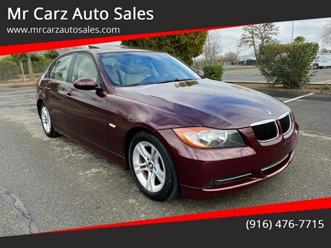 2008 BMW 3 Series for sale at Mr Carz Auto Sales in Sacramento CA