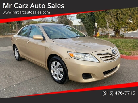 2010 Toyota Camry for sale at Mr Carz Auto Sales in Sacramento CA