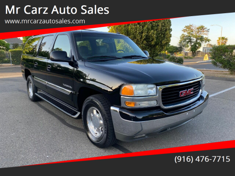 2003 GMC Yukon XL for sale at Mr Carz Auto Sales in Sacramento CA