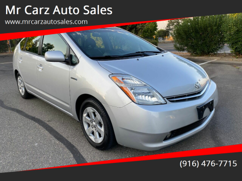 2009 Toyota Prius for sale at Mr Carz Auto Sales in Sacramento CA