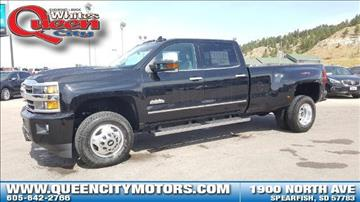 Chevrolet silverado 3500 for sale in south dakota for Queen city motors spearfish south dakota