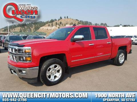 2015 Chevrolet Silverado 1500 for sale in Spearfish, SD