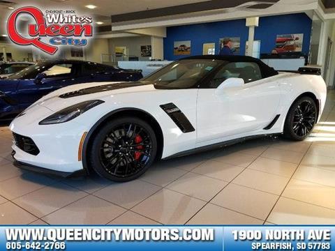 2017 Chevrolet Corvette for sale in Spearfish, SD