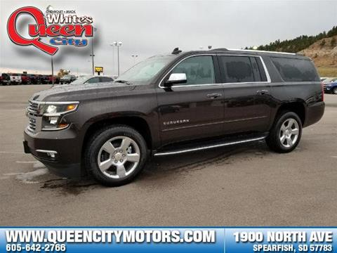 2018 Chevrolet Suburban for sale in Spearfish, SD