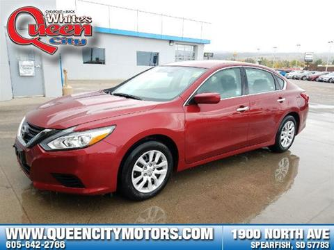 2016 Nissan Altima for sale in Spearfish, SD