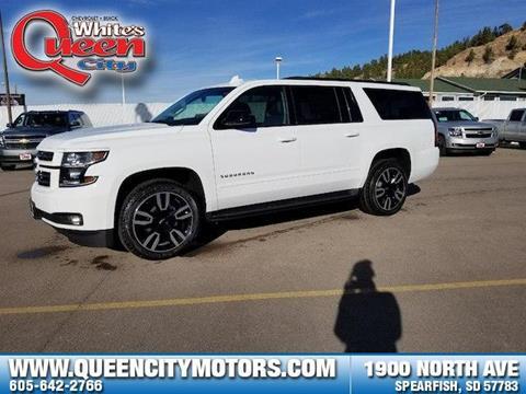 Chevrolet suburban for sale in south dakota for Queen city motors spearfish south dakota