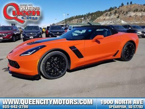 Chevrolet corvette for sale in south dakota for Queen city motors spearfish south dakota
