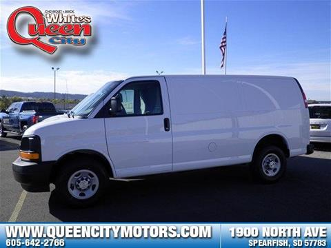 2017 Chevrolet Express Cargo for sale in Spearfish, SD