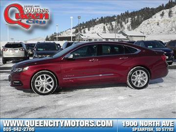 2017 Chevrolet Impala for sale in Spearfish, SD