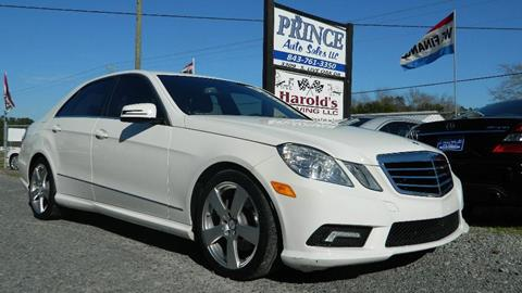 2011 Mercedes-Benz E-Class for sale in Moncks Corner, SC